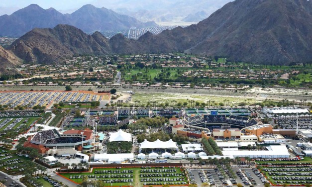 Indian Wells: tutto pronto per il torneo 2020