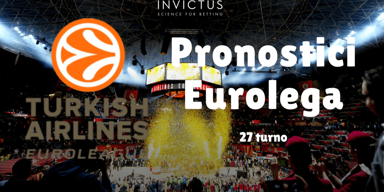 Pronostici Eurolega: 27 turno