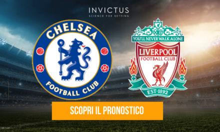 Chelsea – Liverpool: analisi tattica, statistiche e pronostico