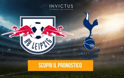Lipsia – Tottenham: analisi tattica, statistiche e pronostico