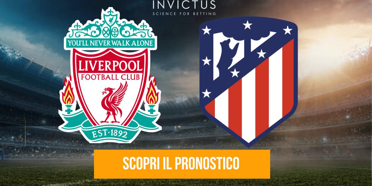 Liverpool – Atletico Madrid: analisi tattica, statistiche e pronostico