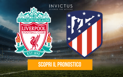 Liverpool – Atletico Madrid: analisi tattica, statistiche e pronostico