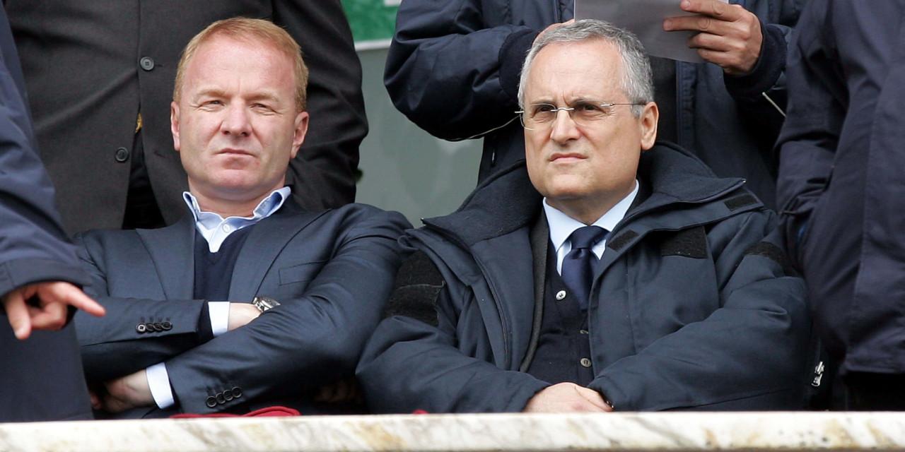 Lazio: Lotito e Tare preparano cinque colpi per la Champions League