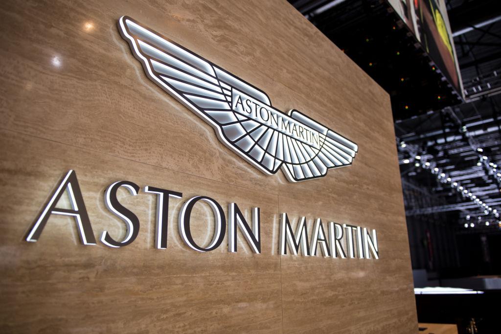 Aston Martin Stroll Formula 1