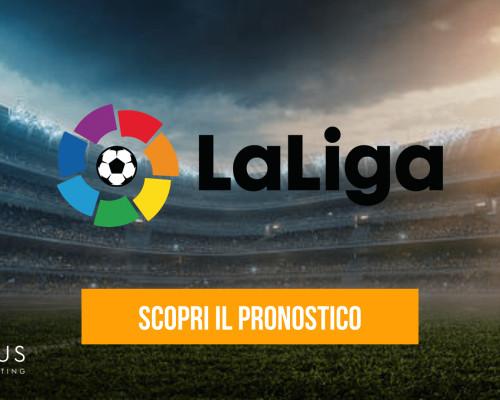 Pronostici Liga 2020/2021: 30° giornata
