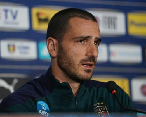 """Bonucci parla dell'Italia: """"Ci sono Nazionali più forti di noi, ma non abbiamo paura di nessuno"""""""