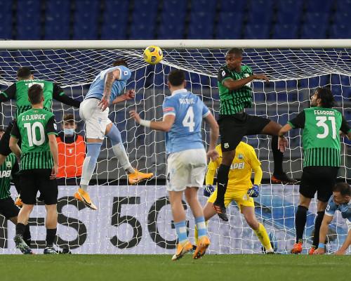 Le pagelle di Lazio-Sassuolo: Milinkovic dominante, Immobile segna e supera Sivori