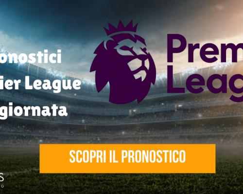 Pronostici Premier League: 24 giornata